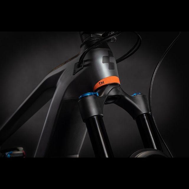 CUBE Stereo Hybrid 160 HPC TM 625 27.5 2021 sähkömaastopyörä